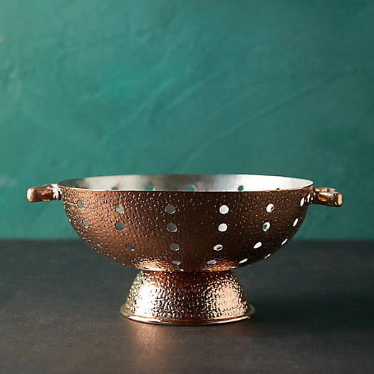View larger image of Copper Colander