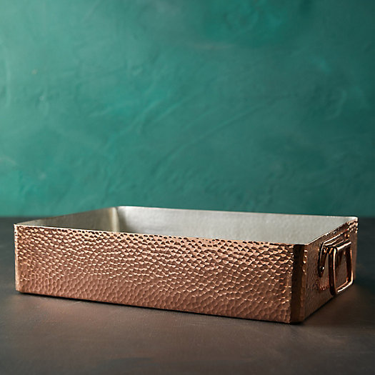 View larger image of Copper Roasting Pan
