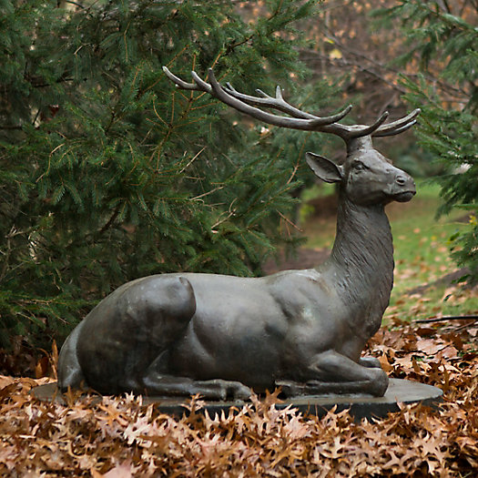 View larger image of Alpine Iron Stag, Resting