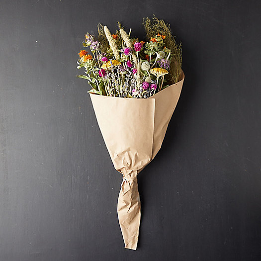 View larger image of Dried Perennial Garden Bouquet