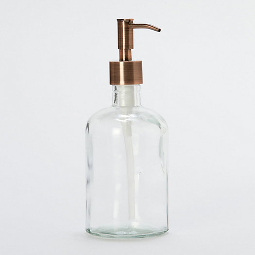 View larger image of Copper Soap Dispenser