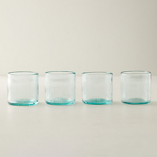 View larger image of Double Old Fashioned Glasses, Set of 4