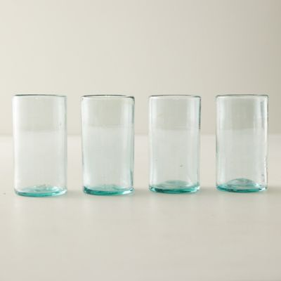 High Ball Glasses, Set of 4