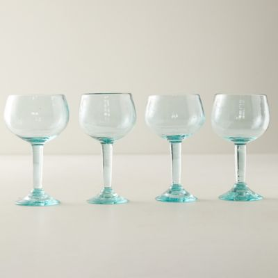 Wine Glasses, Set of 4