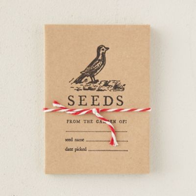 Seed Sharing Envelope Set