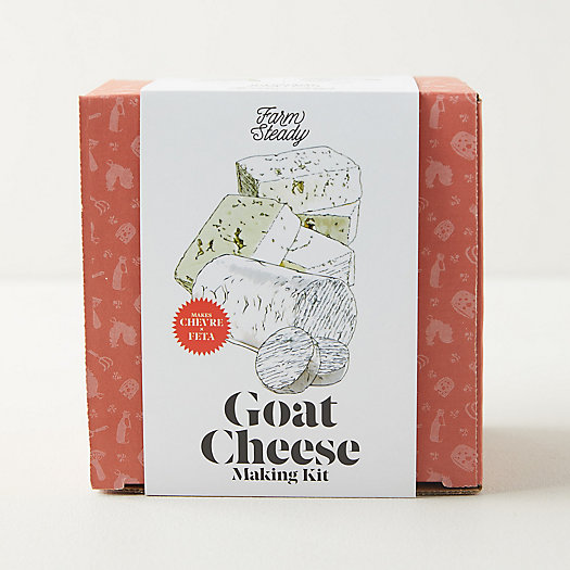 View larger image of Goat Cheese Making Kit