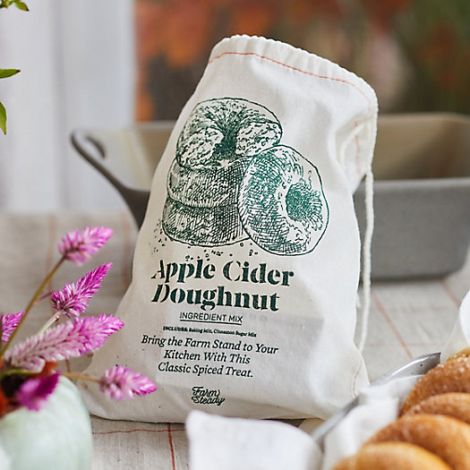 View larger image of Apple Cider Doughnut Making Kit