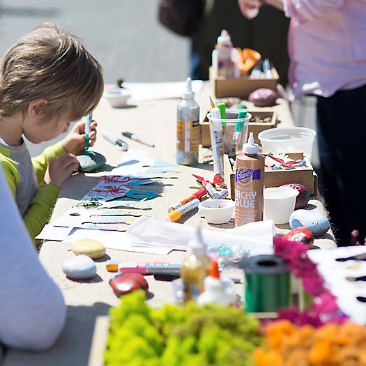 View larger image of Dig into Spring Festival: Kids' Crafts + Face Painting