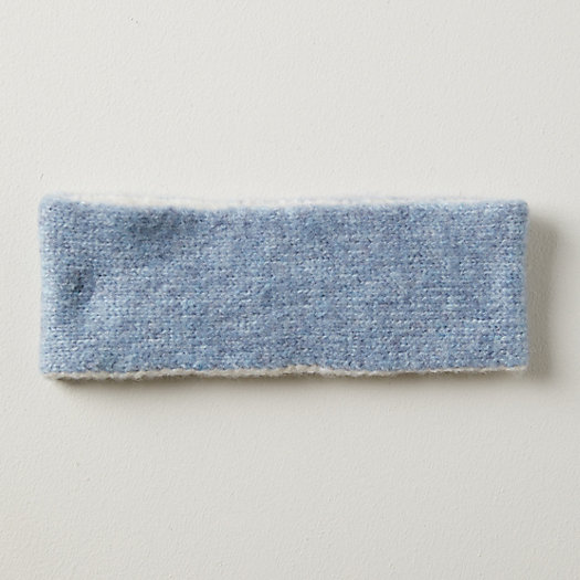 View larger image of Reversible Wool Blend Ear Warmer