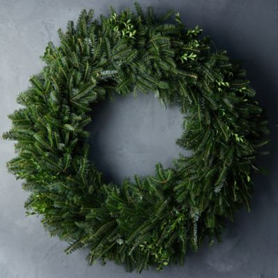 Fresh Fraser Fir Wreath