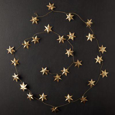 Iron Celestial Star Garland
