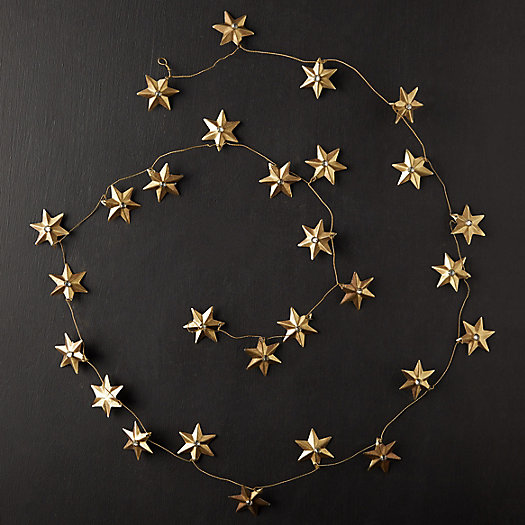 View larger image of Iron Celestial Star Garland