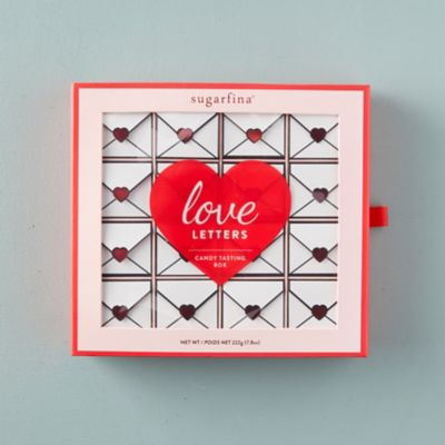 Love Letters Candy Tasting Box
