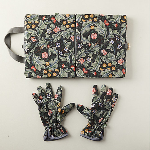 View larger image of Victoria and Albert Garden Kneeler + Glove Set