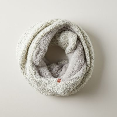 Cozy Fleece-Lined Infinity Scarf