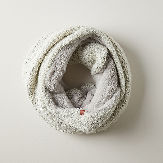 View larger image of Cozy Fleece-Lined Infinity Scarf