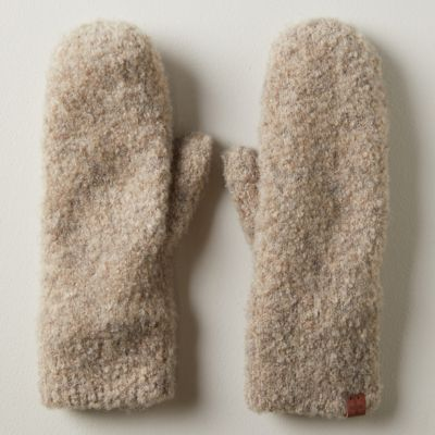 Fleece-Lined Mittens