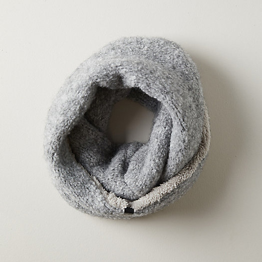 View larger image of Fleece-Lined Infinity Scarf