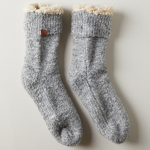View larger image of Fleece-Lined Socks