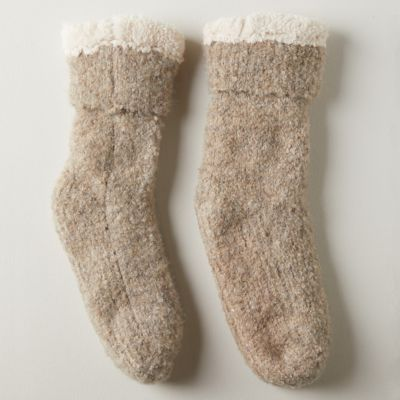 Fleece-Lined Socks