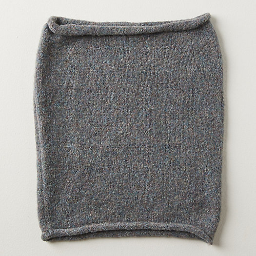 View larger image of Marled Wool Blend Snood