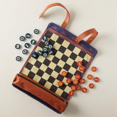 Pendleton Chess + Checkers Game Set