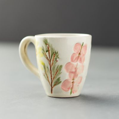 Meadow Flowers Ceramic Mug