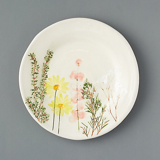 View larger image of Meadow Flower Ceramic Dinner Plate