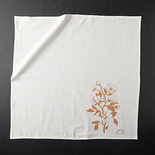View larger image of Turkish Cotton Tea Towel, Magnolia