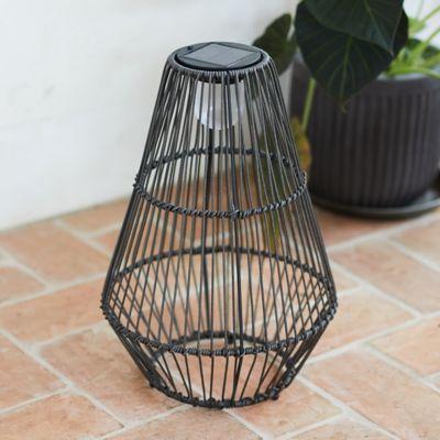 Standing Floor Solar LED Lantern