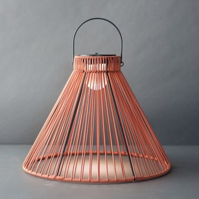 Hanging Outdoor Solar Lantern