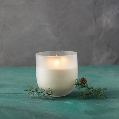 Linnea's Lights Extra Large 3-Wick Candle, Forest Fir