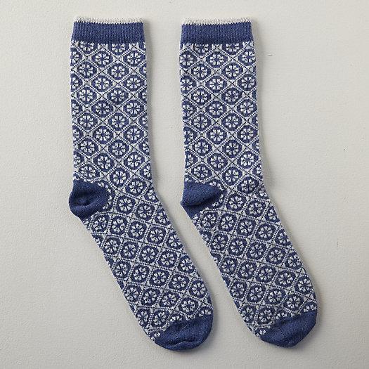View larger image of Women's Medallion Socks