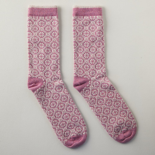 View larger image of Women's Medallion Socks