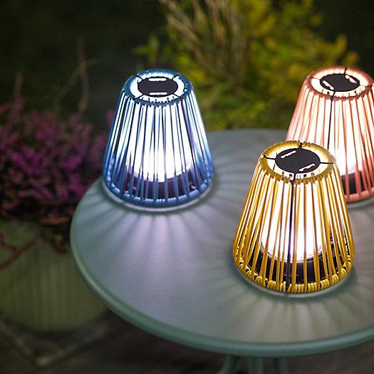 View larger image of Balcony Solar LED Lantern