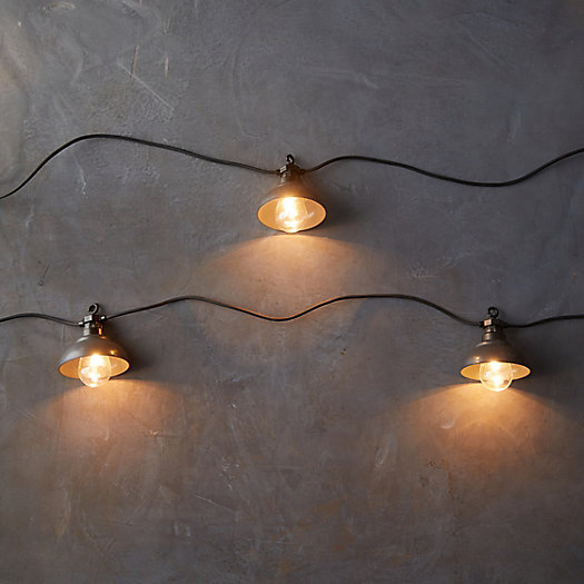 View larger image of LED Pendant Light Strand