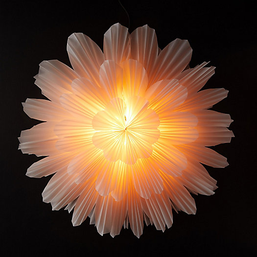 View larger image of Lacy Star Pendant Light