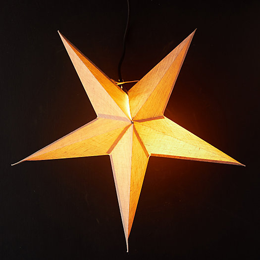 View larger image of 5 Point Star Pendant Light