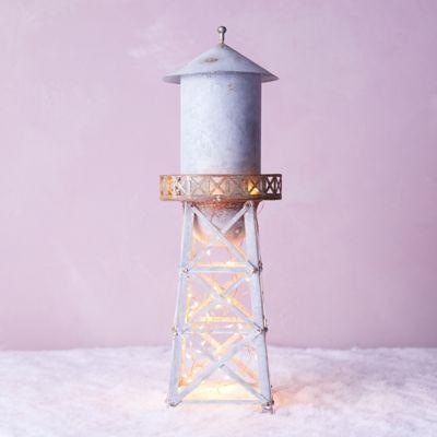Concordville Zinc Water Tower