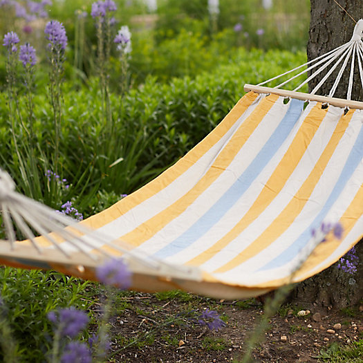 View larger image of Sunny Stripe Hammock