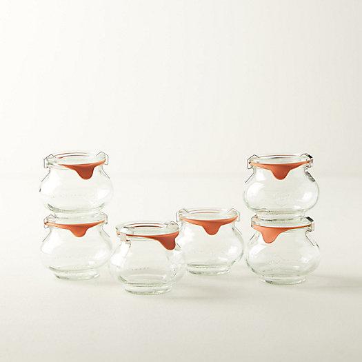 View larger image of 7.4 oz Deco Weck Jar Set