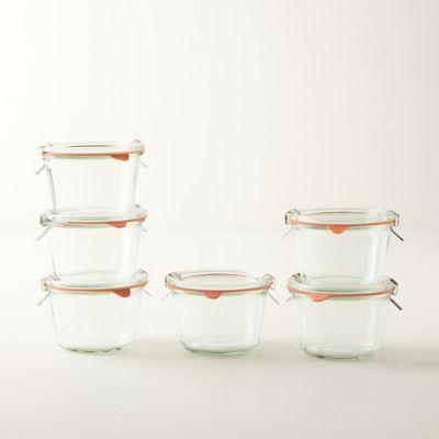 0.25L Weck Mold Jar Set