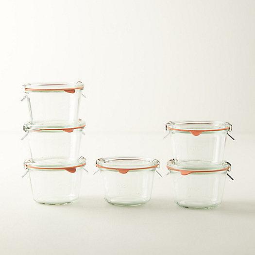 View larger image of 0.25L Weck Mold Jar Set