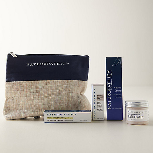 View larger image of Naturopathica Defy Skincare Set