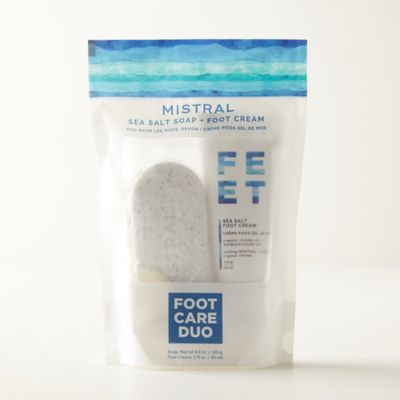 Foot Care Treatment Duo