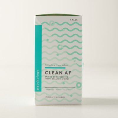 Refreshing Facial Cleansing Wipes