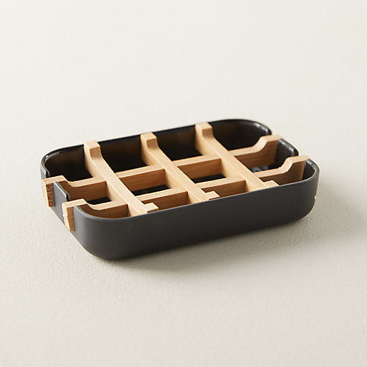 View larger image of Bamboo Soap Dish