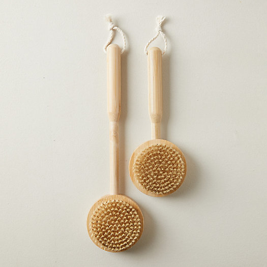 View larger image of Bamboo Bath Brush