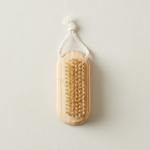 View larger image of Bamboo Nail Brush