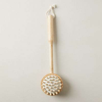 Bamboo Massager Brush